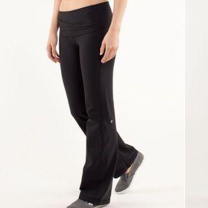 Lululemon Black Astro Legging 🍋🧘♀️